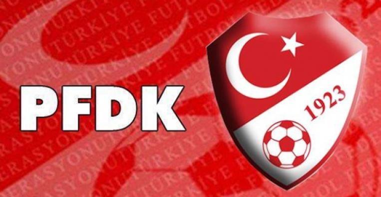 Süper Lig'de 8 kulüp PFDK'ya sevk edildi!
