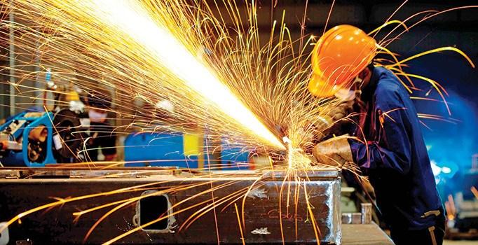 'Sanayi üretim endeksi'
