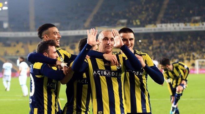 Fenerbahçe Kupa'da yarı finalde!