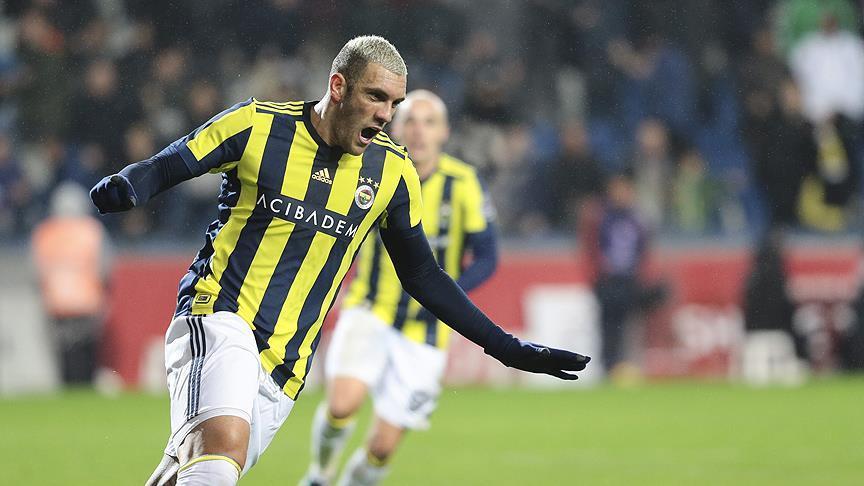 Fenerbahçe galibiyete Fernandao ile uzandı!