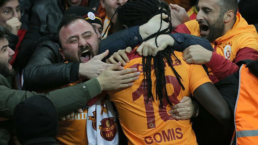 Galatasaray liderlik koltuğuna oturdu!
