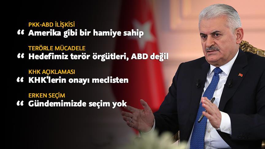 Başbakan Yıldırım BBC Türkçe'ye konuştu