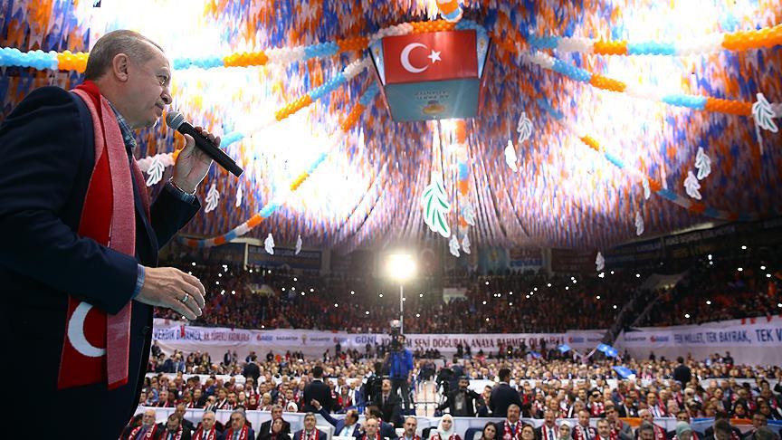 """""""FETÖ ile mücadelede asla geriye dönüş söz konusu değil!"""""""