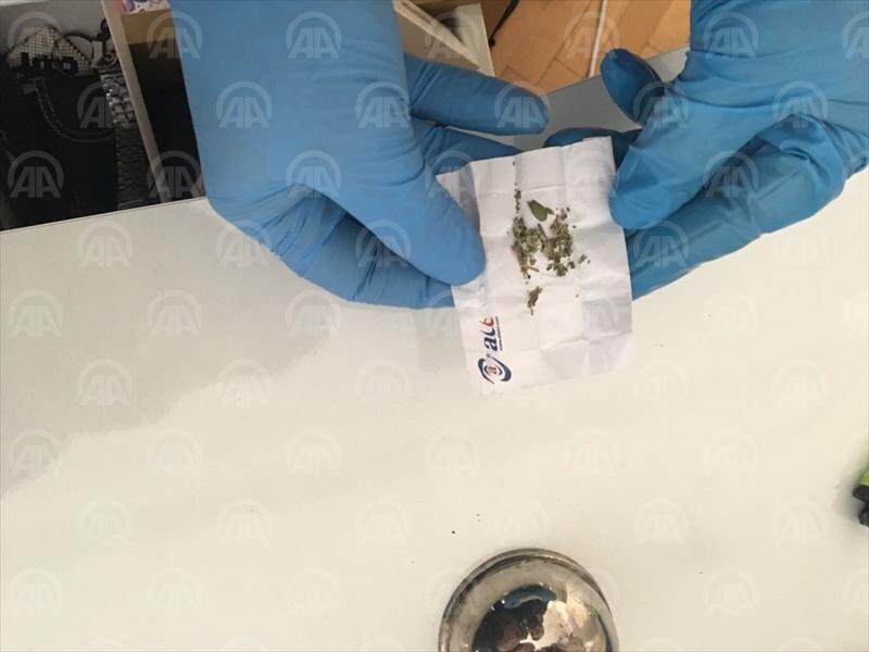 Kırşehir'de Uyuşturucu Operasyonu