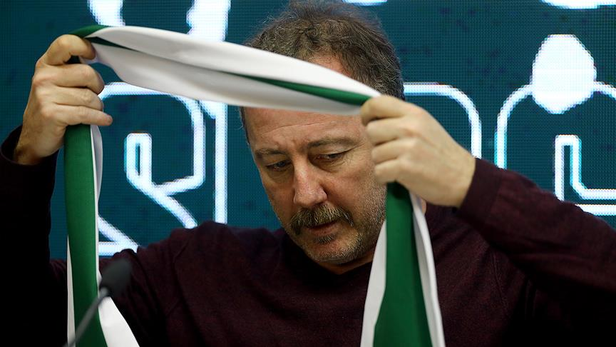 Atiker Konyaspor'da Sergen Yalçın dönemi başladı!