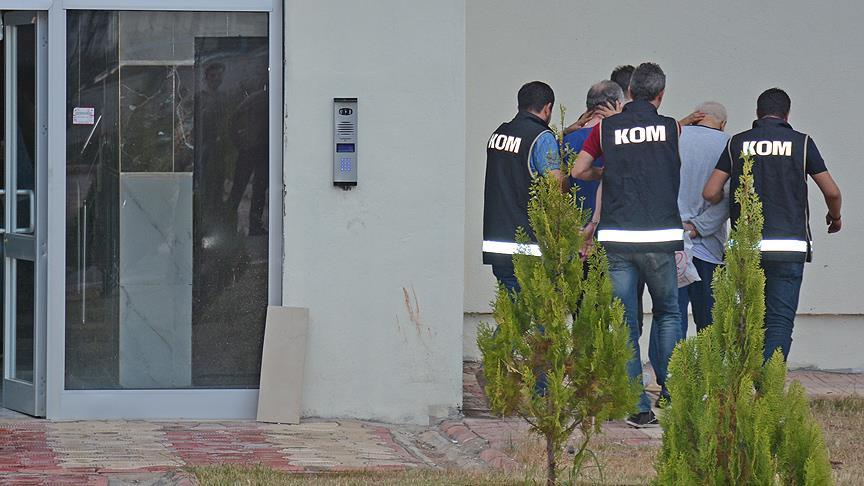 Konya merkezli FETÖ/PDY operasyonunda 57 gözaltı