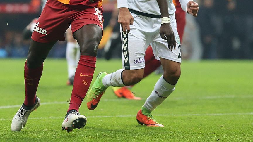 Galatasaray ile Atiker Konyaspor 34. randevuda!