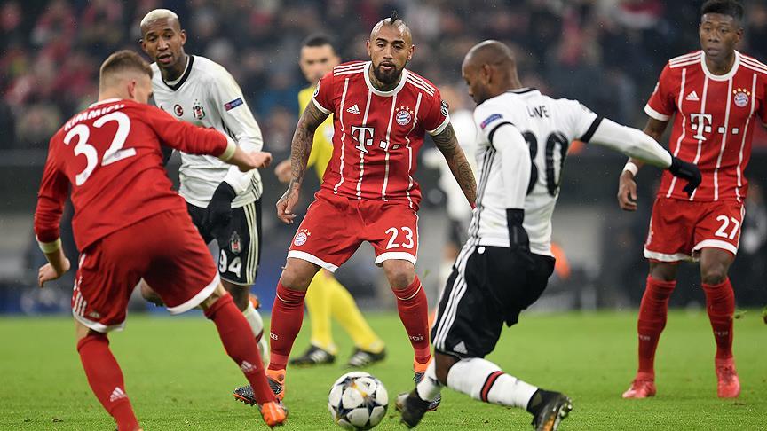 Beşiktaş-Bayern Münih maçının biletleri genel satışta!