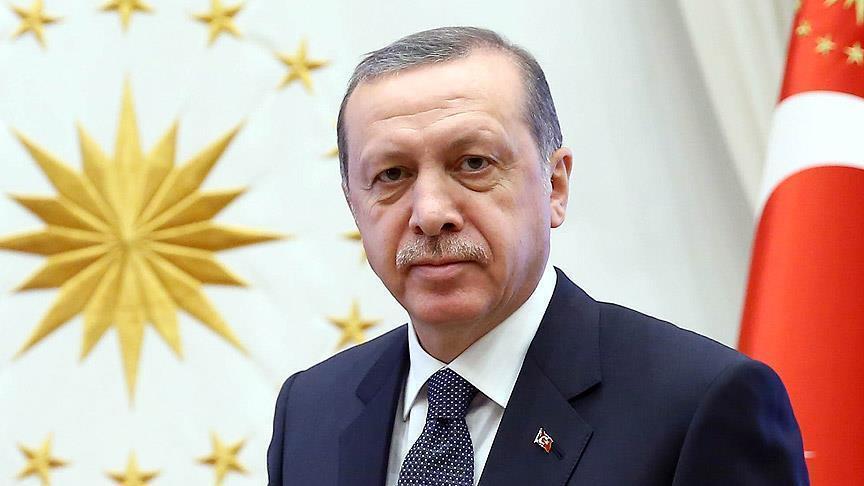 Cumhurbaşkanı Erdoğan'dan 'Dünya Nevruz Günü' mesajı