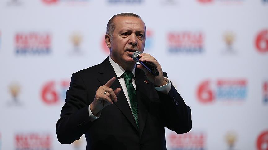 """""""Kimse Türkiye'ye Suriye'de istila hareketi yapıyor diyemez"""""""