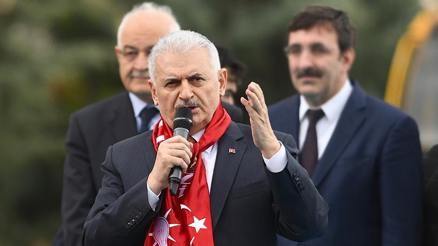"""""""Türkiye'nin güvenliği Suriye'den geçer, Irak'tan geçer"""""""