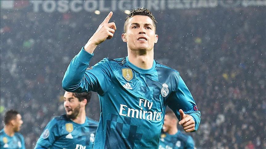 Real Madrid'in kazandığı maçta Ronaldo tarihe geçti!