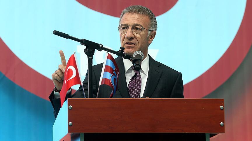 Trabzonspor'un yeni başkanı belli oldu!