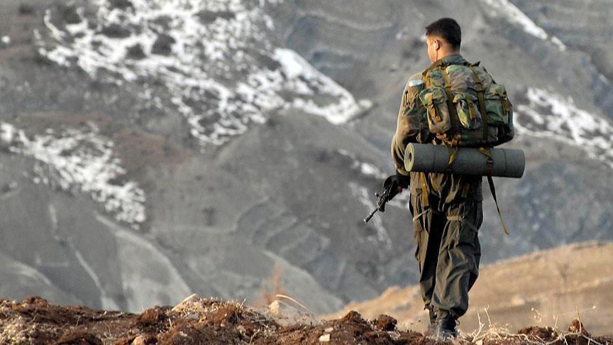 Ağrı'da çatışma: 2 asker şehit oldu!