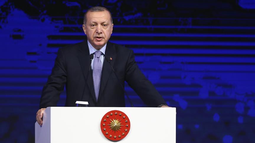 Cumhurbaşkanı Erdoğan: Olmaz olsun böyle barış