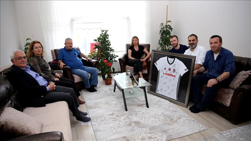 Beşiktaş, Afrin gazisinin ismini Afrin'de yaşatacak!