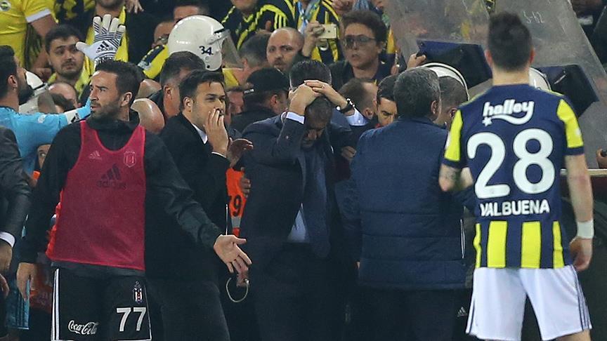 Beşiktaş'ta 4 isim ifadeye çağrıldı!