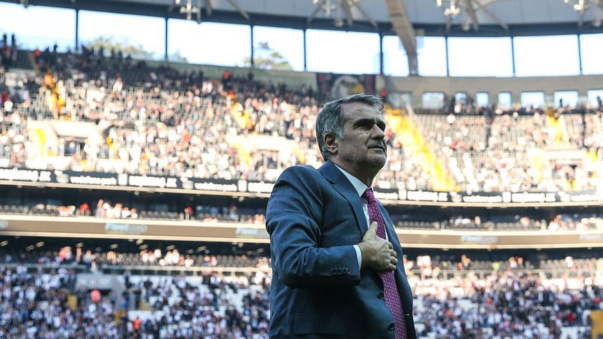 Şenol Güneş, Beşiktaş ile ligde 'dalya' diyecek!