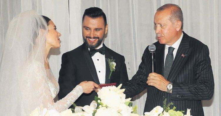 Alişan ile Buse Varol evlendi!