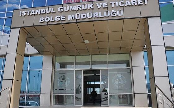 İstanbul Gümrük ve Ticaret Bölge Müdürlüğü'nde Flaş Değişiklik