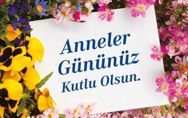 Bugün 'ANNELER GÜNÜ'