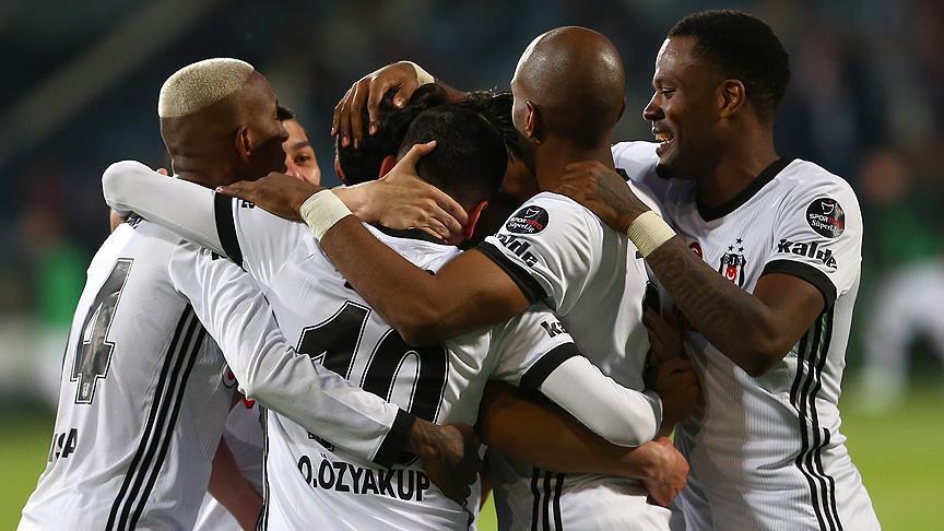 Beşiktaş 3 puana ikinci yarıda uzandı!