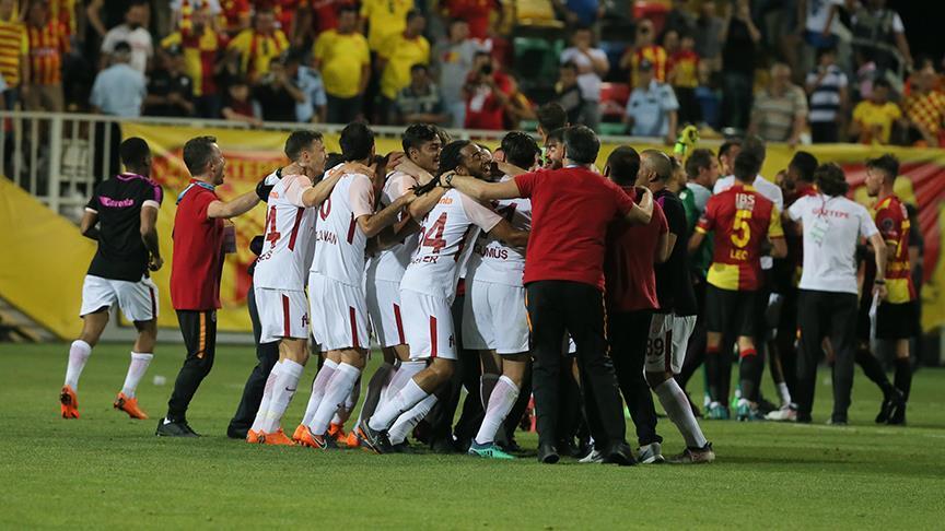 Galatasaray kasasını doldurdu!