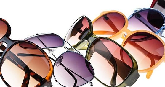 Güneş gözlüğüne 5 yılda 629 milyon dolar harcadık!