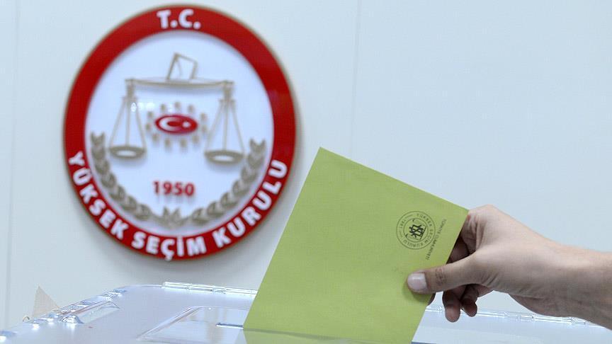 Seçimde 74 bağımsız aday yarışacak!