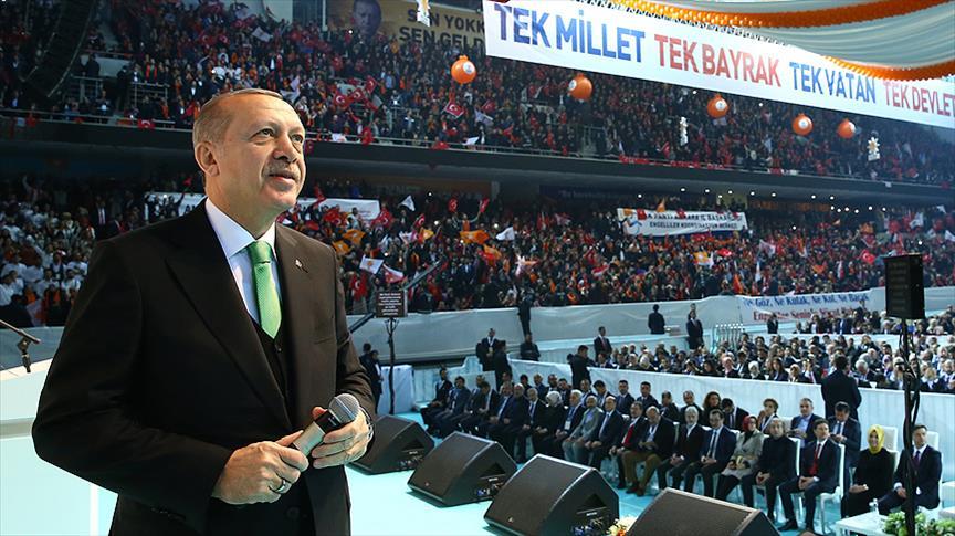 Erdoğan: İnşallah her iki seçimden de yüzümüzün akıyla çıkacağız