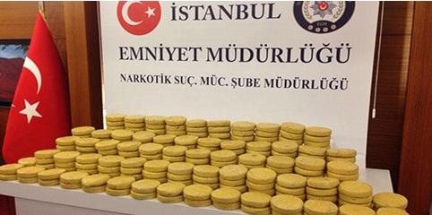 İstanbul Emniyeti'nden Başarılı Uyuşturucu Operasyonu