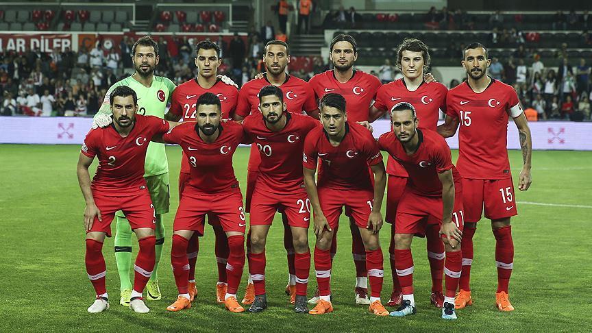 Türkiye FIFA sıralamasında geriledi!
