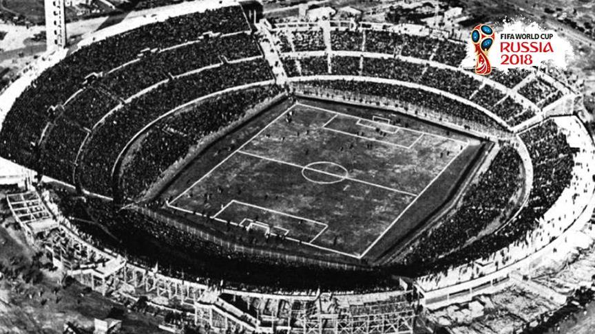 Dünya Kupası tarihi: 1930
