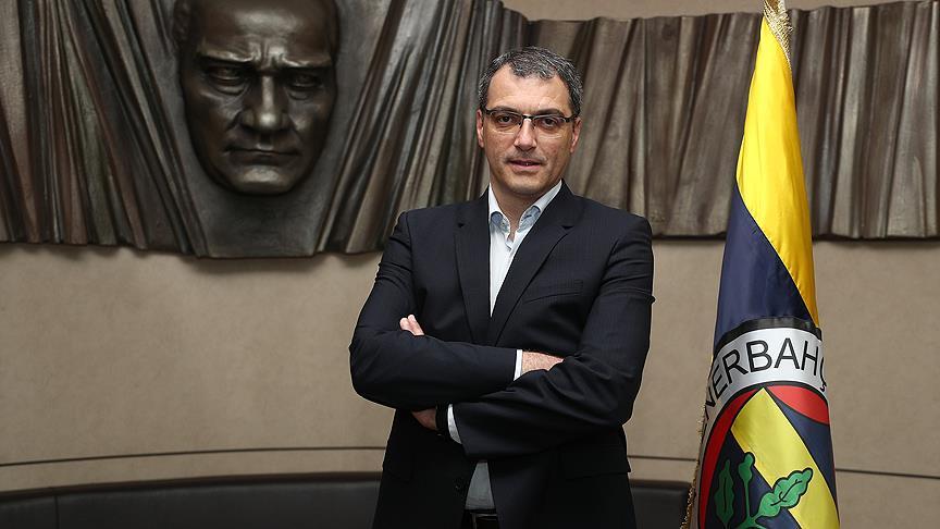 Ali Koç'un ilk transferi Damien Comolli