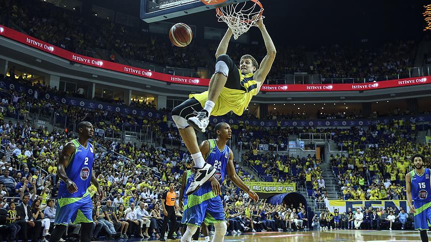 Fenerbahçe Doğuş seriyi 2-0'a getirdi!