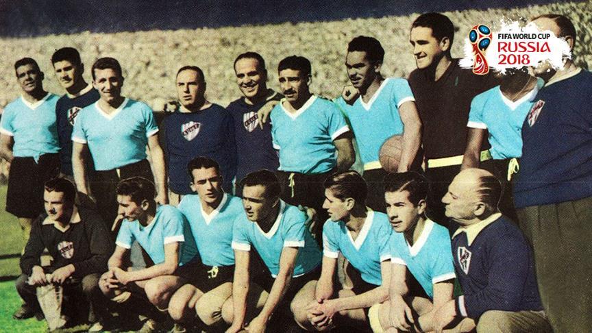 Dünya Kupası tarihi: 1950