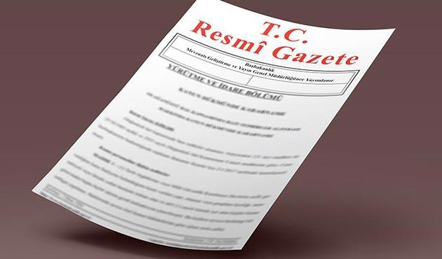 Atama Kararları Resmi Gazete'de..