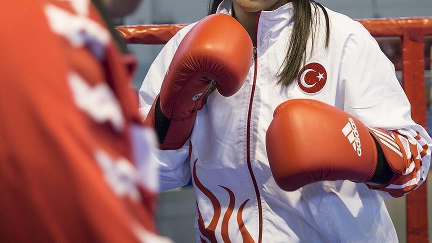 Avrupa Kadınlar Boks Şampiyonasında 3 madalya