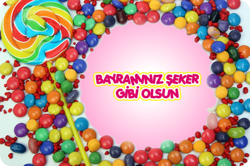 'Ramazan Bayramı Kutlu Olsun!'