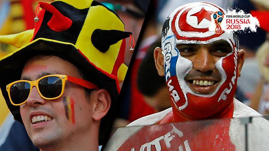 Dünya Kupası'nda heyecan sürüyor..
