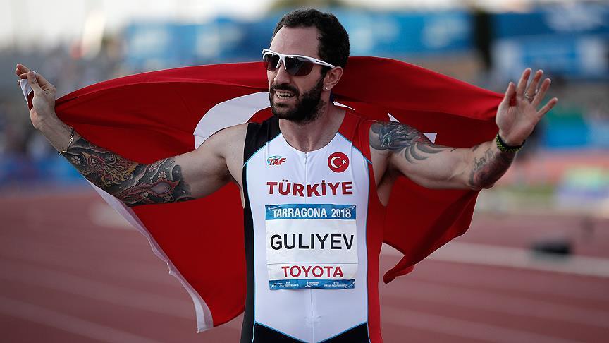 Türkiye Akdeniz Oyunlarını 3. bitirdi!