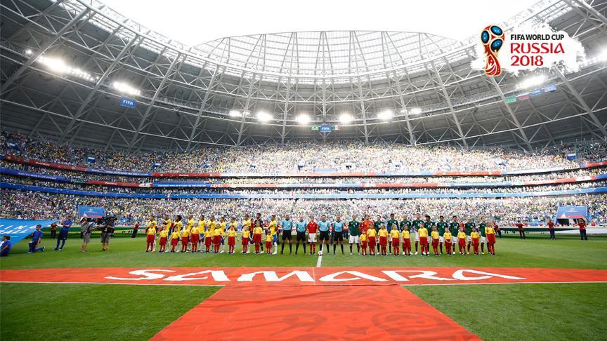 Dünya Kupası'nda son 16 turu heyecanı sona eriyor