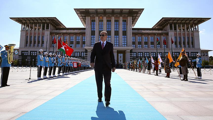 Erdoğan'ın yeminiyle 'yeni sistem' resmen başladı!