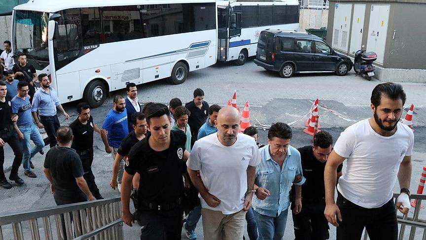 Adnan Oktar grubuna yönelik operasyonda gözaltı sayısı 187 oldu