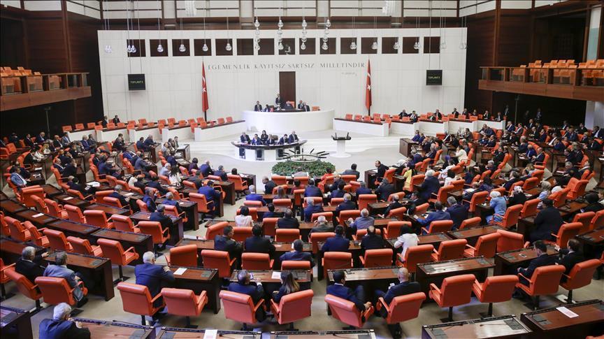 Terörle mücadelede yeni düzenleme teklifi Adalet Komisyonunda