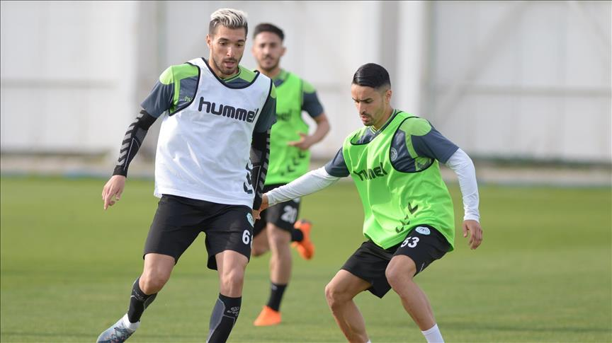 Atiker Konyasporlu Bourabia, Sassuolo'ya transfer oldu!