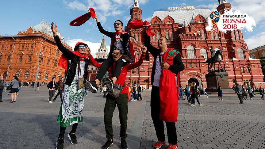 Dünya Kupası'nda yabancılar Rusya'da 1,5 milyar dolar harcadı!