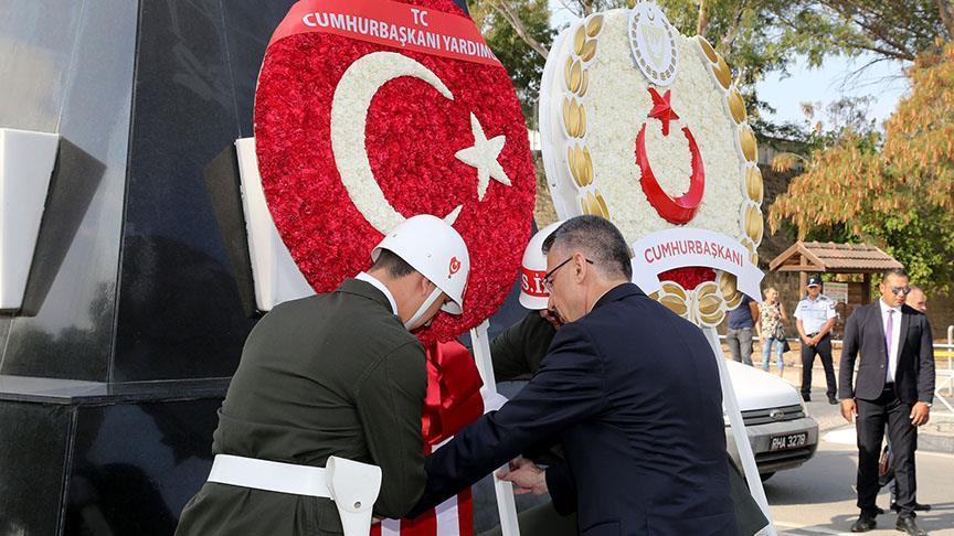 Cumhurbaşkanı Yardımcısı Oktay: 'Gayemiz KKTC'yi Doğu Akdeniz'in çekim merkezine dönüştürmek'