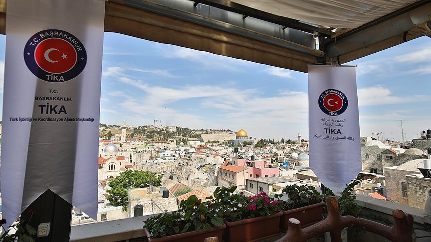 Filistin 'Türk tipi kalkınma modelinin' öncüsü TİKA ile kalkınıyor