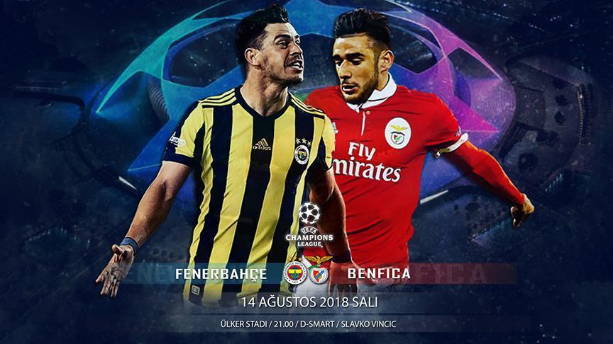 Fenerbahçe tur için sahada!